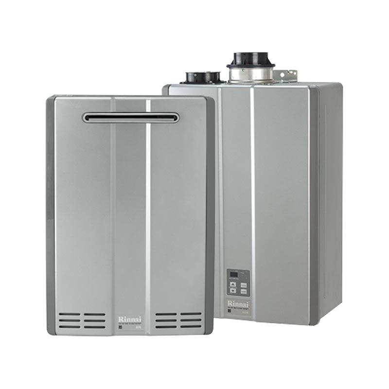 Rinnai Ultra Water Heater - Greenwood Heating & Air