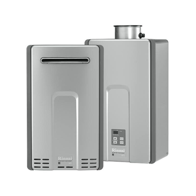 Rinnai Value Water Heater - Greenwood Heating & Air