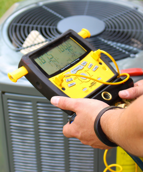 HVAC repair services Seattle