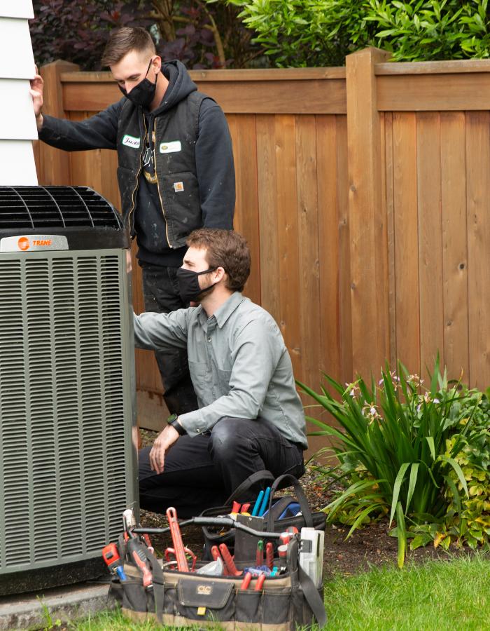HVAC technician jobs seattle